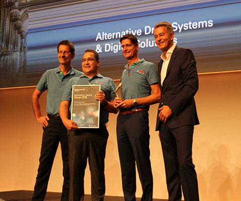 Automechanika Frankfurt 2018:  Bosch recibe reconocimiento Innovation Award por el desarrollo de su Plataforma de Realidad Aumentada