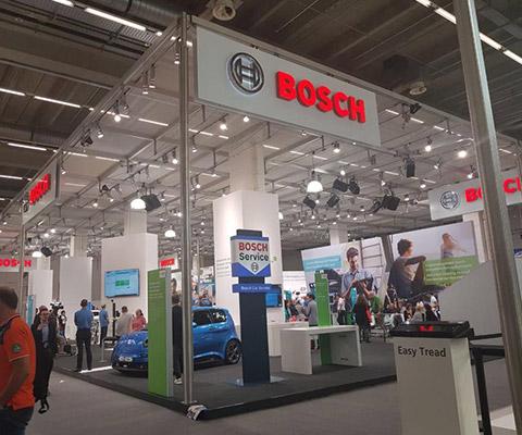 Bosch en la Automechanika 2018 Frankfurt