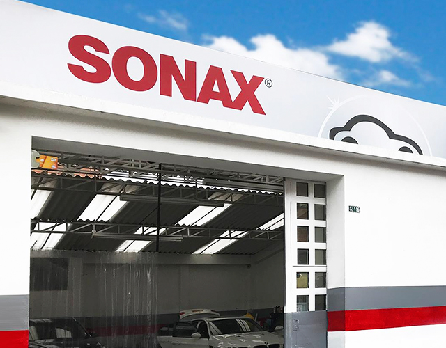 Red Sonax Service